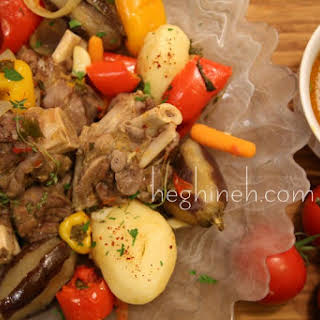 Lamb Stew Recipe – Armenian Khashlama.