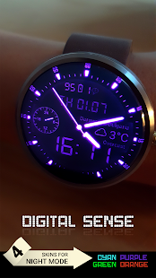 Gear O'Clock: Digital Sense- screenshot thumbnail