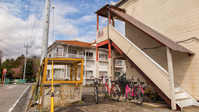 Photo: Mori Heights Joytown B housing complex in Ōizumi, Ōra District, Gunma Prefecture. Read more about Oizumi: http://japanvisitor.blogspot.jp/2015/04/oizumibrazil-in-japan.html