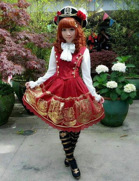 pirate,Lolita,fashion