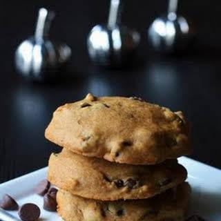 Pumpkin Chocolate Chip Cookies.
