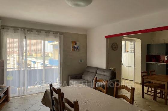 Vente appartement 3 pièces 72,76 m2