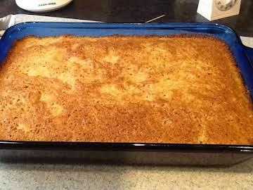 Mouth Watering Graham Cracker Cake
