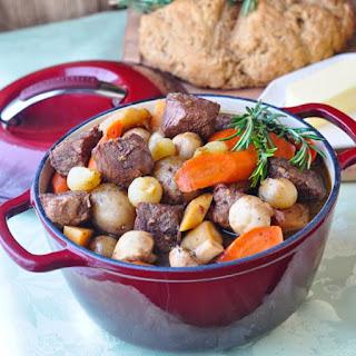 St. John's Stout Stew