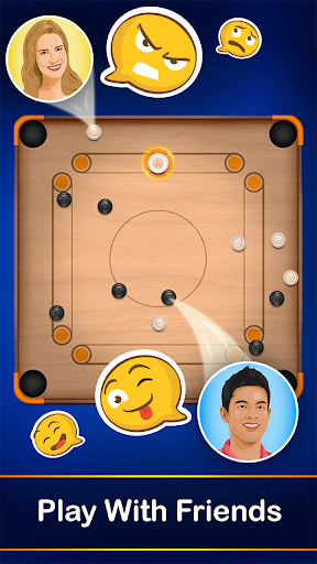 Carrom Board Game apkpoly screenshots 2