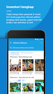 Traveloka - Tiket & Hotel Screenshot