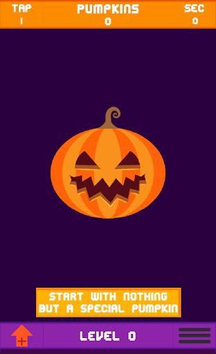 Pumpkin Clicker: Halloween