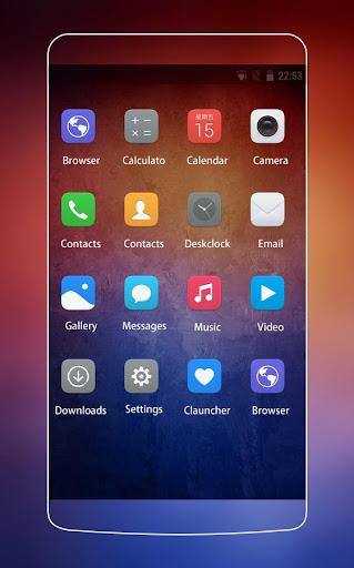Theme for P9 Plus HD 2.0.50 screenshots 2