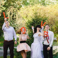 Wedding photographer Alina Averyanova (Adelina). Photo of 16.09.2015