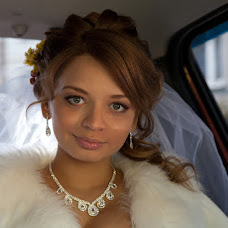 Wedding photographer Lyubov Makhinya (Lyuba71). Photo of 21.10.2014