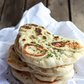 Homemade Naan (with step-by-step photos).