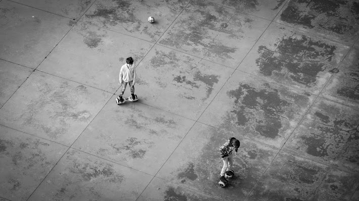 Abbandonando i vecchi giochi. di Picone Marco Flavio