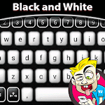 A.I. Type Black and White א