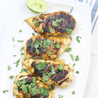 Citrus Fajita Chicken