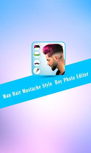 Hairstyles for Men screenshot 11