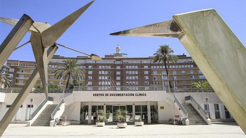 El Hospital Universitario Virgen del Rocío de Sevilla.
