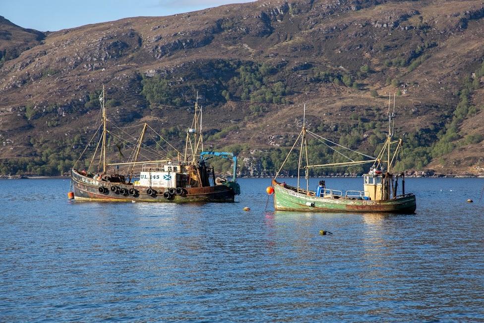 Ullapool, Szkocja, North Coast 500