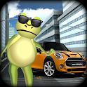 Frog Simulator City icon