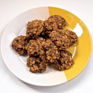 Four Ingredient Trail Mix Cookies.