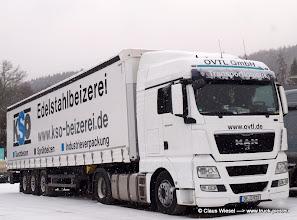 Photo: Schöner TGX von OVTL, Oberveischede-Transport-Logistik          ---> www.truck-pics.eu