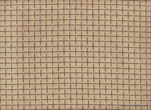 Photo: Royale 15 - SQUARE CO-ORDINATE – SLATY BROWN (100% Polyester)