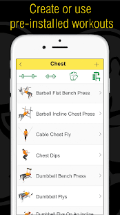 Fitness - Gym and Home Workout,my Exercise Journal - náhled