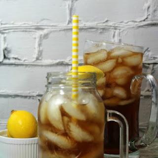 Perfect Southern Sweet Tea.