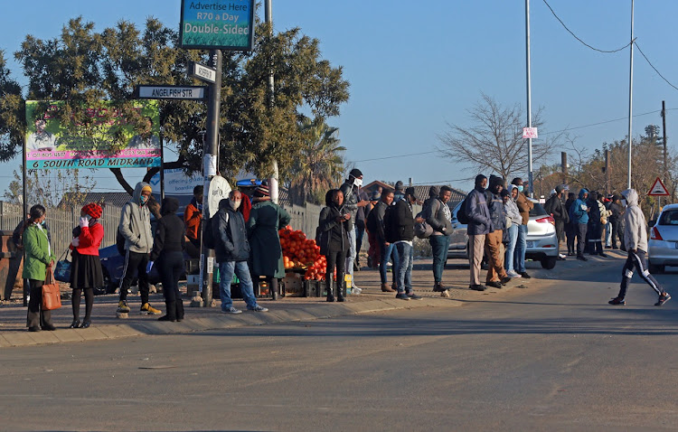 Thousands of commuters across Gauteng were left stranded after Santaco announced a strike to protest against the 'inadequate' R1bn government relief package for the industry.