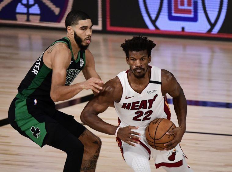 NBA》巴特勒攻阿德巴約防熱火延長賽勝綠衫軍拔頭香- Yahoo奇摩股市