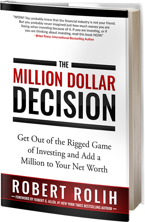 The Million Dollar Decision Book Cover