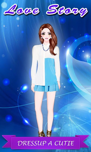 Love Story: Girl DressUp