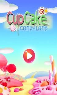 CUPCAKE CANDY LAND - náhled