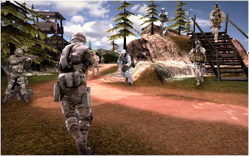 Commando Action War 2016- screenshot thumbnail
