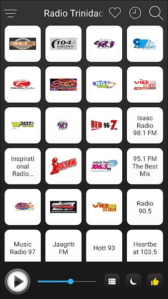 Trinidad and Tobago Radio Stations FM AM Online