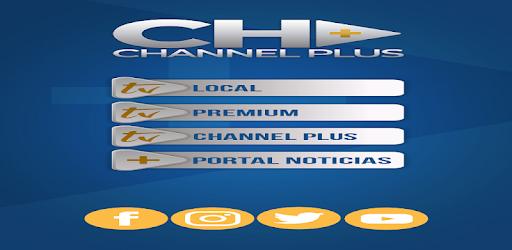Channel Plus Platform of the Colombian CNC channels