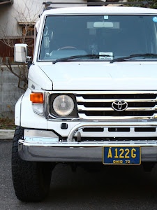 ランドクルーザー70 HZJ76K H11  ZXのカスタム事例画像 dai daiさんの2019年01月13日19:19の投稿
