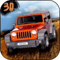 Offroad Legends Driver 3D icon