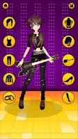Screenshot of Anime Dress Up Games For Girls
