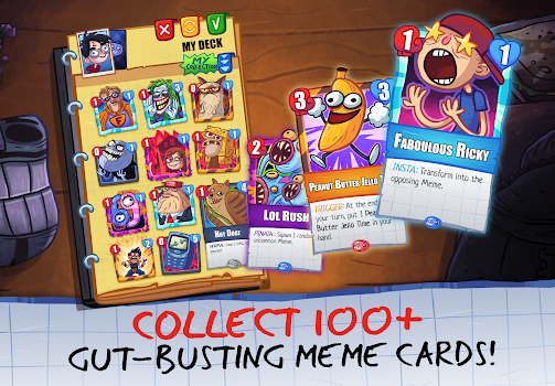 Troll Face Card Quest (Unreleased)