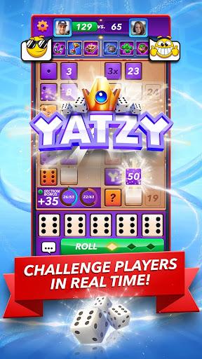 Yatzy Dice Clash ud83cudfb2 Dice Game 1.2.2 screenshots 1