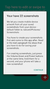 Mobile Art Generator screenshot