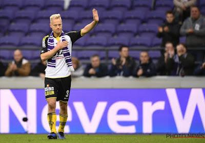 """Olivier Deschacht se confie : """"La reconnaissance des supporters d'Anderlecht reste un beau souvenir"""""""