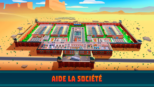 Code Triche Prison Empire Tycoon - Idle Game mod apk screenshots 3