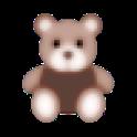 Kawaii Cute Bear Wallpapers HD icon