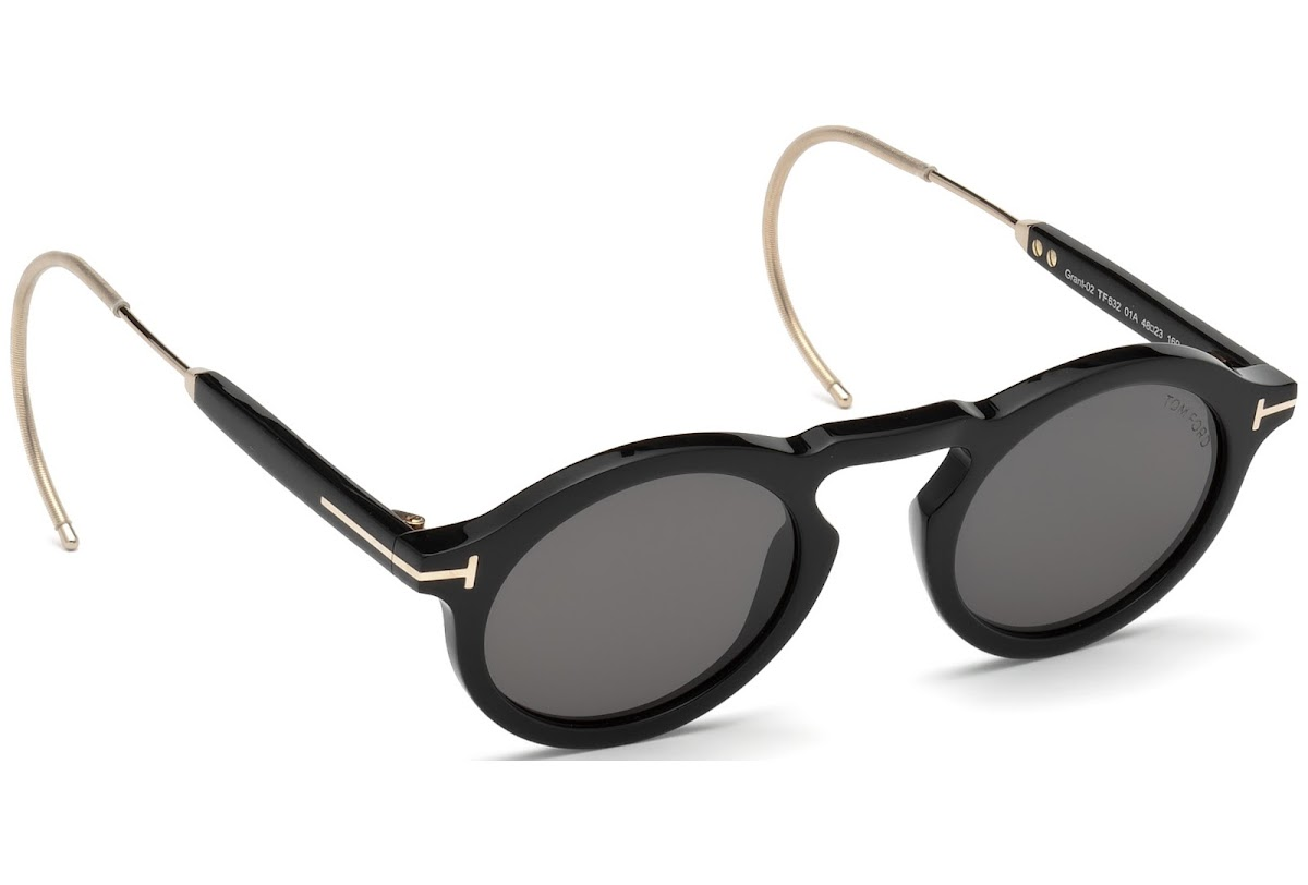 01ashiny Black Comprar Ford Gafas Ft0632 02 De Tom Grant C48 Sol rdCxoeB