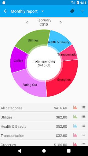Expense Tracker screenshots 3