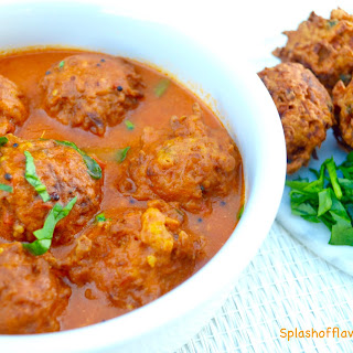 Navratri Special Kofta Curry Without Onions And Garlic