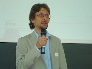 Photo: Patrick Kupper - ETH Technikgeschichte