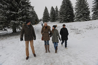 Photo: auf dem Feldberg