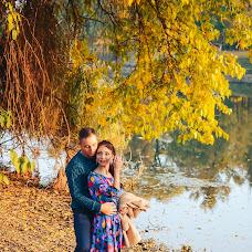 Wedding photographer Olga Smaglyuk (brusnichka). Photo of 13.11.2017